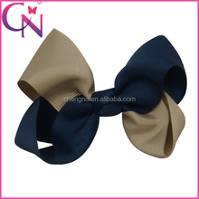 5 Inch Solid Bow Tie 3d Nail Decoration CNHBW-1310135-1