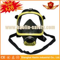 Face Dust Mask Single Cartridge Military Full Face Anti -Gas Mask
