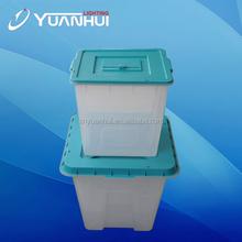 High quality plastic box with lock