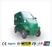 supermarket express company short distant electric cargo van