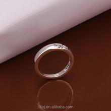 2015 Wholesale fine polished dubai jewelry wedding rings