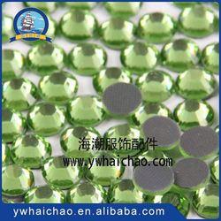 FACTORY DIRECTLY unique design flatback dmc stone ab wholesale