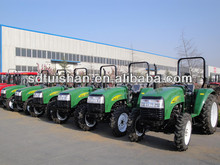 2-wd 4-wd y la agricultura tractor mini lista de precios 40-55hp