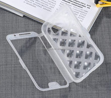 mobile cover factory protective clear mobile cover for samsung galaxy s6 edge, cell phone case