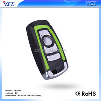 100m long range fm transmitter f24 60 remote universal remote control car key