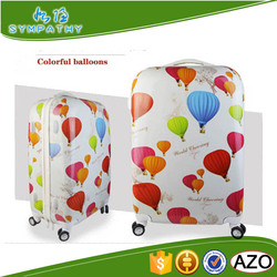 Hot Best Sale Trendy Hard Luggage trolley suitcase sets