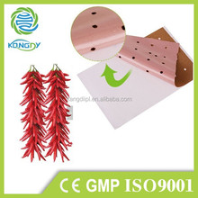 direct factory Medical Hot Capsicum Plaster for Lower Back,/Muscle and Joint pains