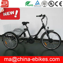 Adult Electric Tricycle with Lithium Battery(JST01)