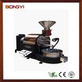 2014 mejor venta de acero inoxidable 1kg tostador de café