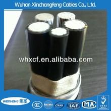low voltage Interlocked armoured aluminium alloy cable