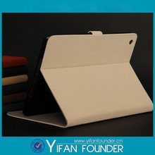 Top selling tablet pc accessories, PU Leather Protective Case for iPad Air