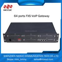 16 ports fxs voip gateway / 16 ports 64 sim cards gsm gateway, multi port gsm sim box/64 ports fxs voip gateway