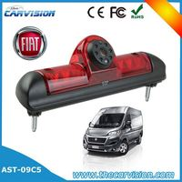 170 degree SONY CCD 580TVL high mounted Stop lights car backup camera for Fiat Ducato Van