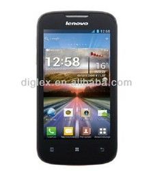 """Cheap flip case for lenovo MTK6575 dual core 4.0""""touch screen 1.0GHz lenovo a690 long lasting battery for mobile phones"""