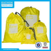 Yellow String Bags Wholesale