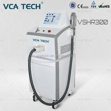 Three handles best SHR machine laser hair removal machines promotion