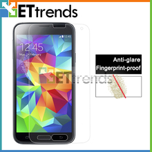 Promotional explosion proolf matte tempered screen protector for Samsung S5