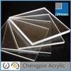 china supplier thickness 1.8mm to 40mm transaprent acrylic glass