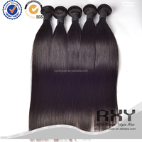100% unprocessed cheap bundles of silk straight malaysian hair