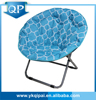cheap high quality folding round bungee chair