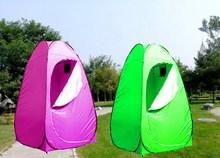 outdoor tent bed