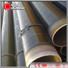 10 inch black pipeline