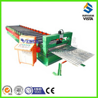 Galvanized Sheet Corrugation Machine, roof forming machine