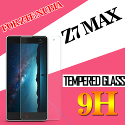 0.3MM Tempered Glass Screen Protectors For ZTE NUBIA Z7 MAX,Anti-Shock, Anti-fingerprint