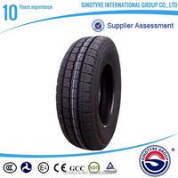Dubai Wholesale china factory 235/65r17 radial light truck tyre durun