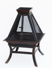 Outdoor Chimenea Firepit For Heat Your Garden