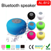 2015 Stereo Waterproof Bluetooth Wireless Speaker, Waterproof Bluetooth Speaker ,Shower room Bluetooth Speaker