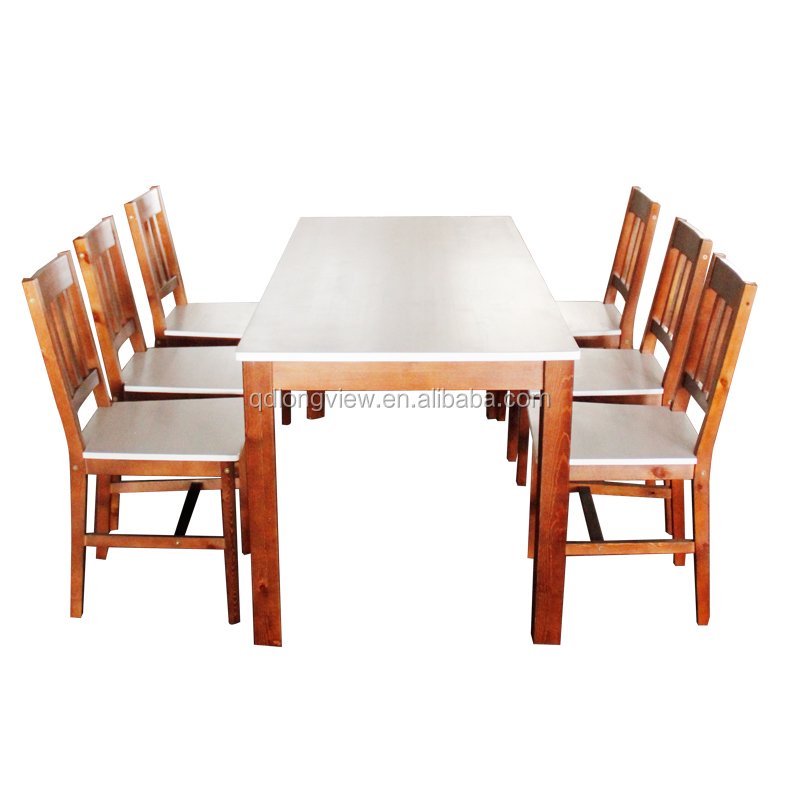 Hot Sale Outdoor Wooden Dining Table And Chair Sets Buy Dining Table