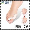 2015 High quality Footcare 100% Medical Silicone Adjustable Bunion Toe separator Hallux Valgus Pro