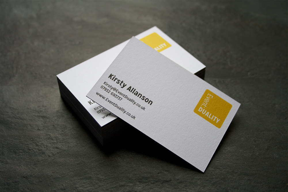 Oem Professional Thick Paper Business Cards Manufacturer In China ...
