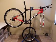 2015 BMC TE01 Mountain Bike Carbon Fiber SRAM XO XX MTB Full RockShox Road Bike Frame Bmc Racing Team Bike Size 50/53/55cm