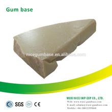 Bazooka chicle goma base