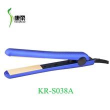 Wholesale 2015 new product professional classic 100% ceramic hair straightener KR038