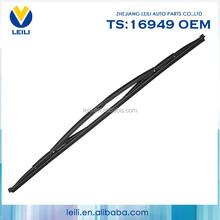 Multi-Functional Popular Frame Screw Type Universal OEM Custom windscreen wiper blades