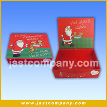 Mini Glitter Decorative Christmas Musical box for gift