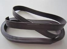 Rubber magnetic stripe