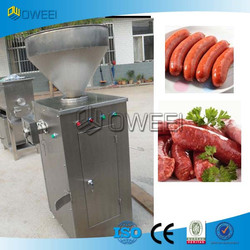 New designed stainless steel sausage filling machine sealant manufacturer