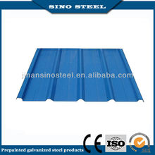 Different color PVC roof sheet/roofing product