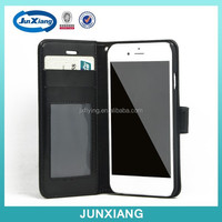 PU leather Wallet Flip Phone Case Cover For iPhone 6 4.7 inch With Card Slot
