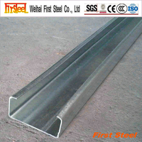 High quality factory c steel c channel h beam