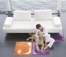 surfloor new design decoration eco color liquid pvc synthetic floor tiles