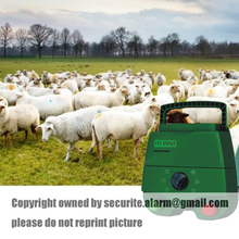 Goats and sheep electric fencing equipment