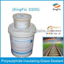 two component polysulphide sealant For Insulating glass