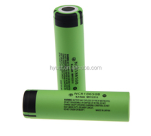 NCR 3.7V Li-ion 18650 battery 3400mAh