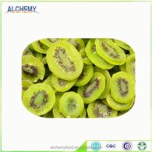 Non-GMO dried fruit a kiwi fruit