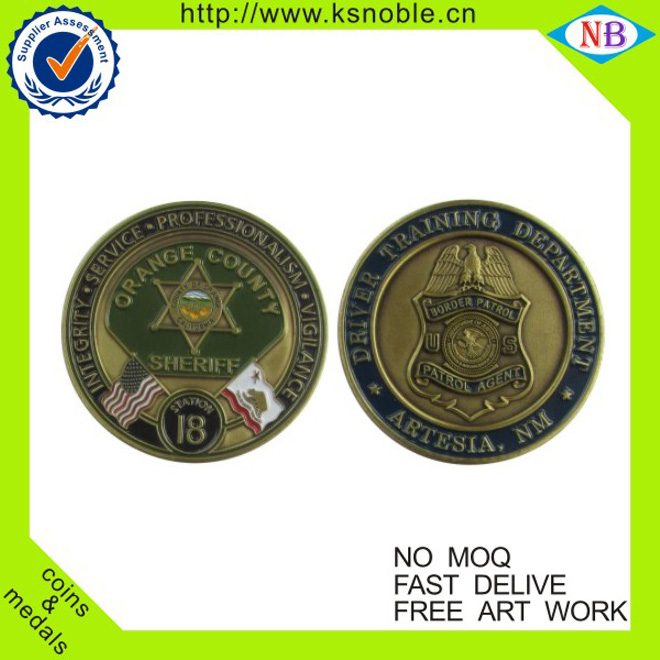 Cheap Custom Challenge Coins Metal Coin Antique Coin